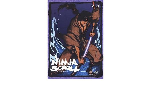 Amazon.com: Ninja Scroll - Die Serie Vol. 03 (Episoden 08-10 ...