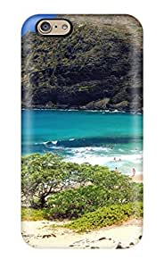 Awesome MiK9132GFNW DeannaTodd Defender Hard Cases Covers For Iphone 6- Big Island Hawai