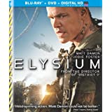 Elysium (UltraViolet Digital Copy) [Blu-ray]