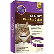 3-Pack Sentry Calming Collar for Cats, New, Free Shipping