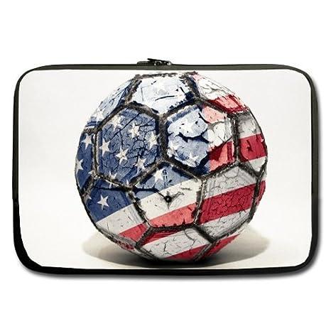 Moda Vintage de Estados Unidos de balón de fútbol Macbook, Macbook ...