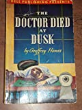 img - for Doctor Died At Dusk a Mapback Mystery book / textbook / text book