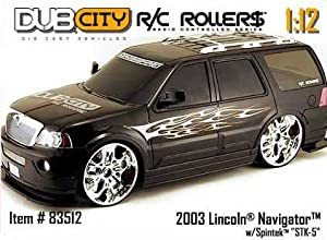 Dub City Lincoln Navigator 1 10 Scale Electric Rc Car