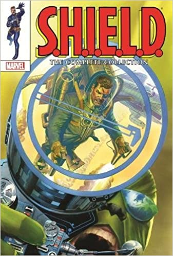 Book S.H.I.E.L.D.: The Complete Collection Omnibus