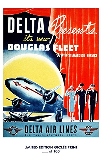100 Delta Airlines - 7
