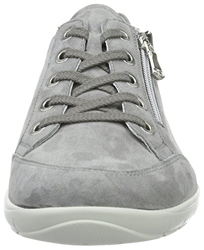 Semler Damen Michelle Brogues Grau (chrom)