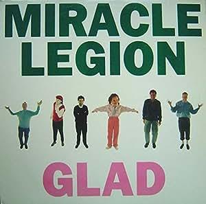 Miracle Legion - Glad Vinyl - Amazon.com Music