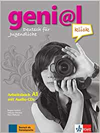 Geni@l Klick. Deutsch für Jugendliche A1 (con CD audio) (ALL NIVEAU ADULTE TVA 5,5%)