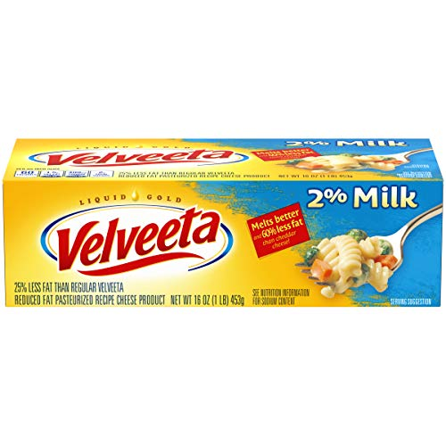 Velveeta Cheese with 2% Milk, 16 oz