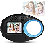 Kids Childrens Point and Shoot Digital Video Cameras,HD Mini Digital Video Recorder Camcorder Camera for Boys Girls