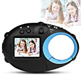 Yasolote Kids Childrens Point and Shoot Digital Video Cameras,HD Mini Digital Video Recorder Camcorder Camera for Boys Girls