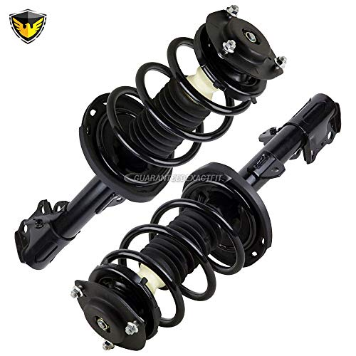 New Pair Duralo Front Strut & Spring Assembly For Toyota Highlander 2008-2013 - Duralo 1192-1456 New