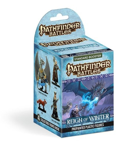 Ruler Booster Pack (Reign of Winter Standard Booster Pack)