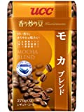 UCC 香り炒り豆 モカブレンド AP 270g