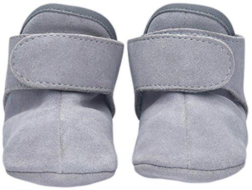 Lodger WKLE1001-301S Schuhe Leder Walker Leather Basic 3-6 Monate, Light Grey