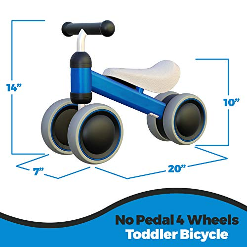 outdew-Baby-Balance-Bike-Bicycle-Ride-On-Toys-1-Y thumbnail 8