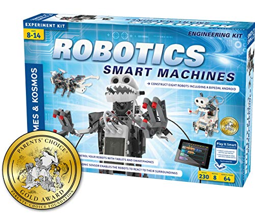 Thames & Kosmos Robotics: Smart Machines Science Kit -