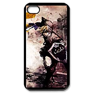 DIY Stylish Printing Game The Legend of Zelda Cover Custom Case For iPhone 4,4S MK1M443336