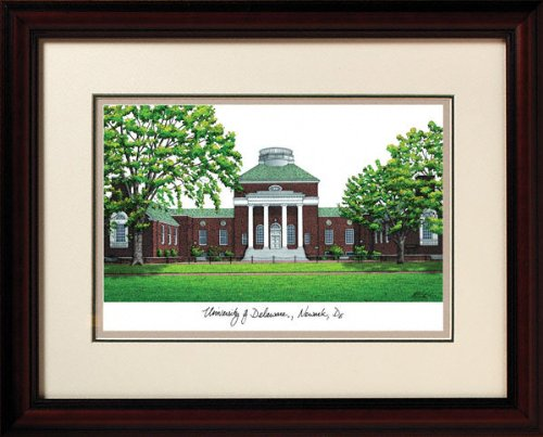 University of Delaware Alumnus by Landmark Publishing