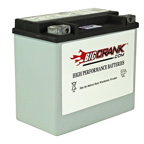 Big Crank ETX16 Battery