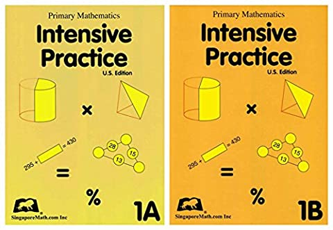 Primary Math Intensive Practice 1A and 1B ()