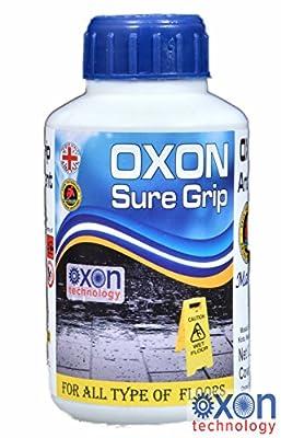 Oxon Sure Grip Anti-Slip Anti skid Treatment for all tiles and stone floors (coverage upto 50 sqft area)