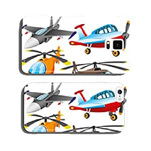 Vector set. Aviation. cell phone cover case iPhone6 Plus