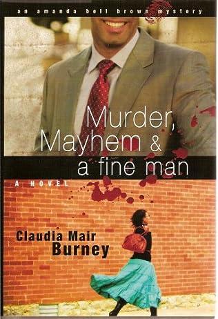 book cover of Murder, Mayhem & a Fine Man