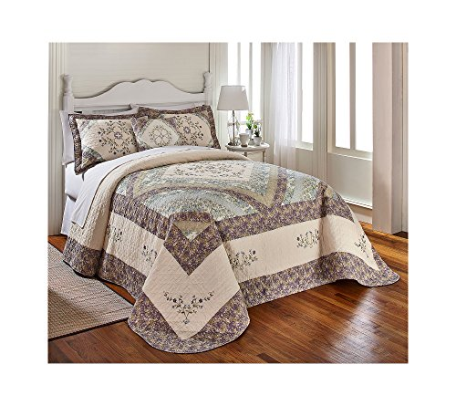 Living Quarters Veronique Bedspread Collection Twin