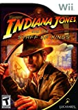 Indiana Jones and the Staff of Kings - Nintendo Wii by LucasArts