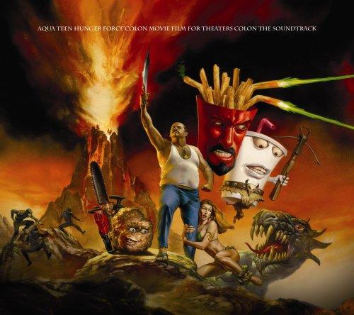 Aqua Teen Hunger Force Colon Movie Film /