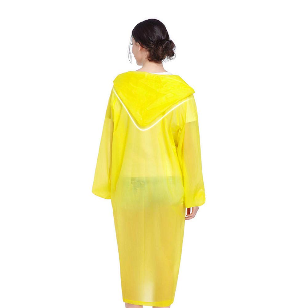 DEDEYUPI Disposable Raincoat Portable Raincoat Outdoor Travel Mountaineering Unisex Poncho
