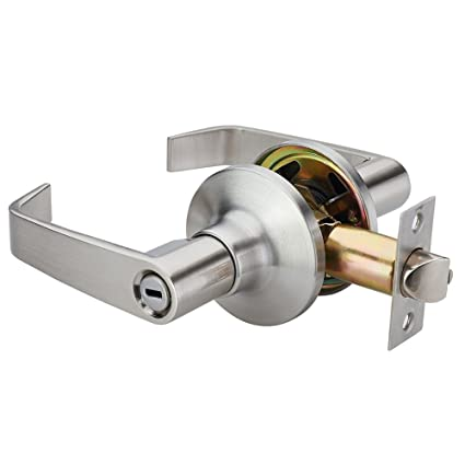 HAIFUAN Lever Door Handle Lock, For Use Of Entry, Passage, And Bathroom (