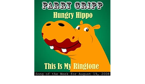 hungry hippo by parry gripp on amazon music amazoncom - All I Want For Christmas Is A Hippopotamus Ringtone