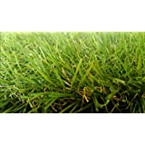 Pet Zen Garden Synthetic Grass Rubber Backed with Drainage Holes, 1