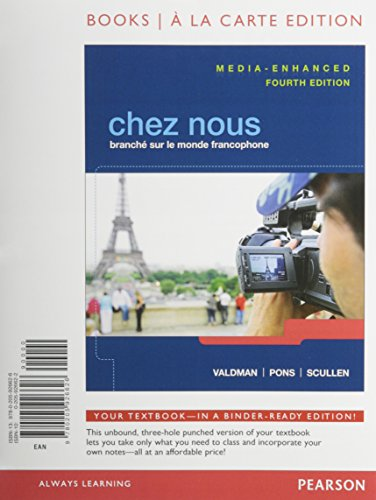 Chez Nous Media Enhanced(Loose)