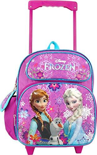 Disney Frozen Rolling Backpack