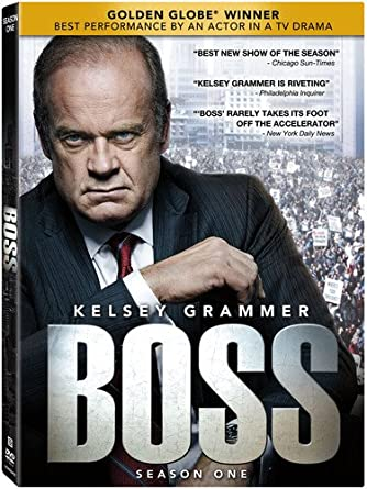 Amazoncom Boss Season One Kelsey Grammer Connie