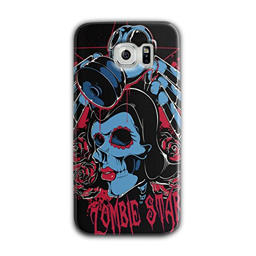 Evil Zombie Star Rise Nightmare NEW Black 3D Samsung Galaxy S6 Case | Wellcoda (Love Bite Vampire Costume)