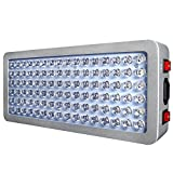 Hi-Sdard 1000w LED Grow Light Full Spectrum with Lens for Indoor Plants, Switchable Veg and Flower, Daisy Chain Connection, Ajustable Hanger