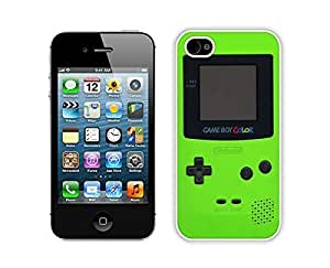 Element Case For Sumsung Galaxy S4 I9500 Cover Durable Soft Silicone PC Green Gameboy White Phone Cover Accessories for Sumsung Galaxy S4 I9500