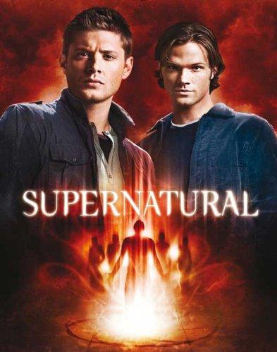 Supernatural Poster TV M Jared Padalecki Jensen Ackles Amber Borycki Jim Beaver