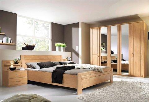 RAUCH STEFFEN Schlafzimmer-Set, rauch (4-tlg.) Wahlweise mit ...