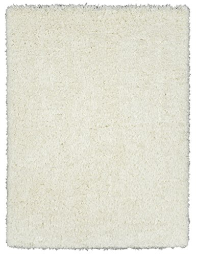 Ottomanson Flokati Collection Faux Sheepskin Shag Area Rug, 5'3