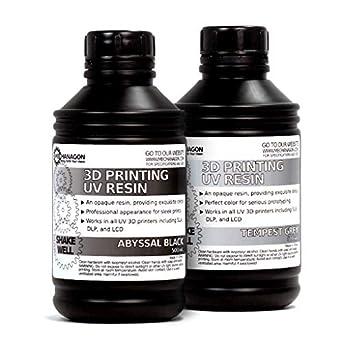 Amazon.com: Resina UV para todas las impresoras SLA de ...