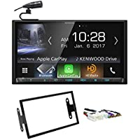 Kenwood DVD Bluetooth Receiver Android/Carplay/USB For 2000-2003 Nissan Maxima