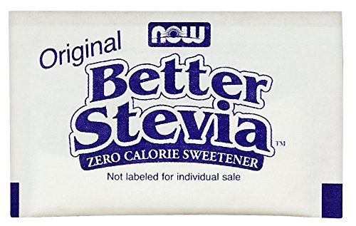 NOW Foods Stevia,1000 Packets by NOW Foods