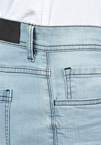 Jeans Twister Hombre BLEND 76200 Denim Lightblue para d5x474