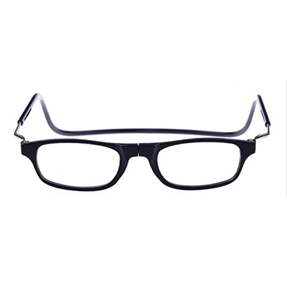 66a7de732d Forepin Magnéticas Plegables Gafas de Lectura Negro Dioptria +1.0(45-49  años) reg; Presbicia Vista para Hombre y Mujer Regulables Imantadas:  Amazon.es: Ropa ...