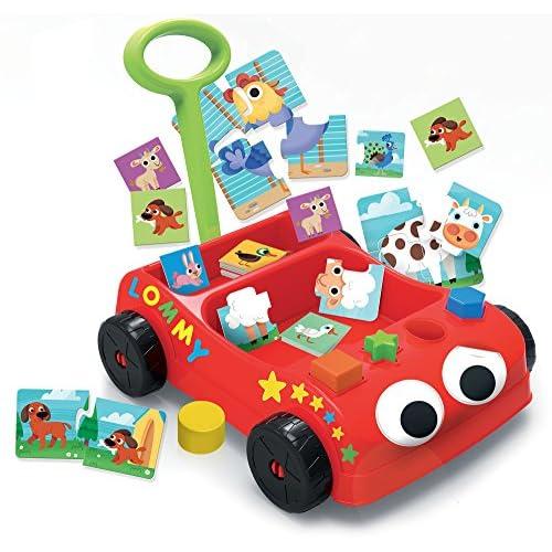 Lisciani Jeux Educatifs - 57733 - Carotina Baby Wagon